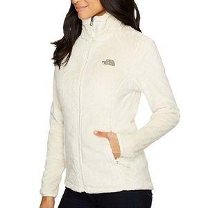 North Face OSITO Jacket Fluffy Fuzy Soft Vanilla